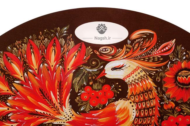 تقویم دیواری فنری خلاقانه با رویش متحرکت درخت