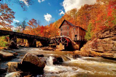 گالری تصاویر تقویم فصل پاییز